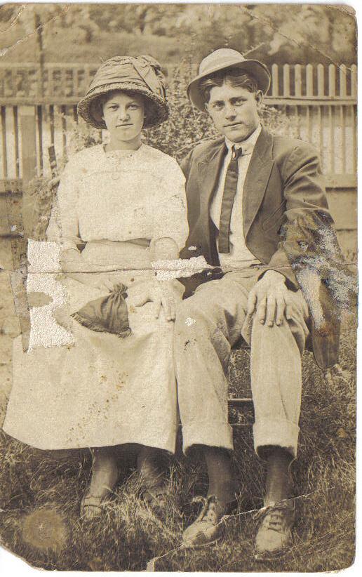 Hannah Vanzant Epps and Samuel Huey Epps